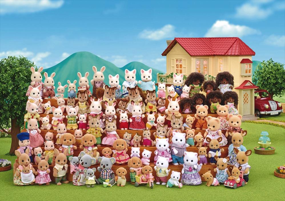シルバニアファミリー展が横浜人形の家で2017年3月11日より開催!