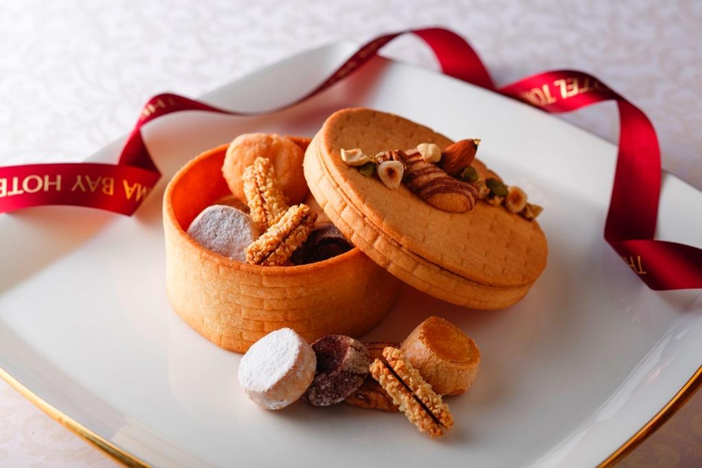 横浜ベイホテル東急 箱ごと食べられるクッキーボックス「ホワイトデースイーツ」を販売!