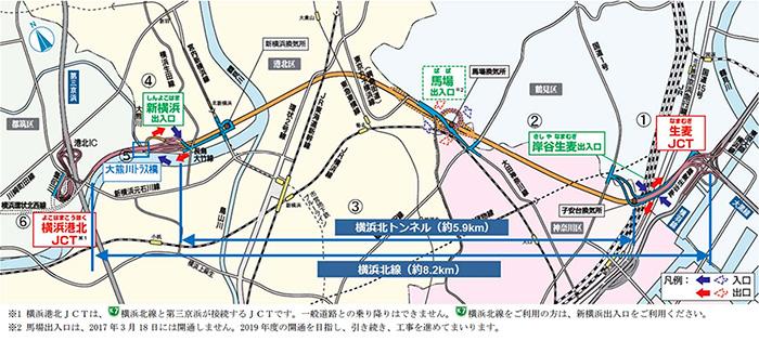 横浜北線 概要