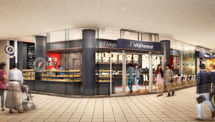 横浜ベイクォーター「デリフランス」が2017年3月16日オープン!3日間限定福袋も販売