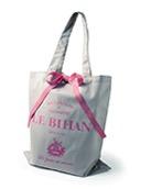 ル ビアン オリジナルショッピングバッグ