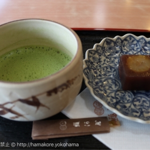 横浜駅・そごう 甘味処「駿河屋」は貴重な和カフェ!老舗羊羹屋プロデュースの絶品和スイーツ