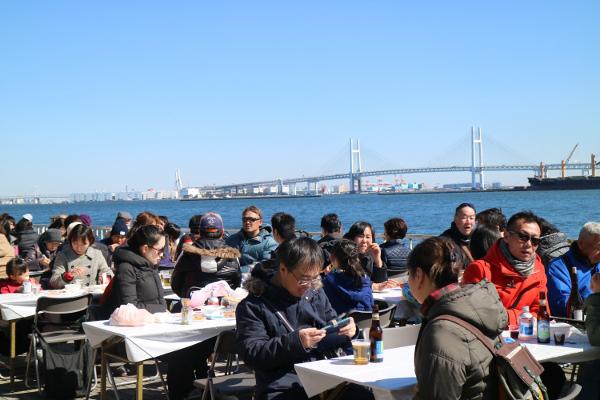 第2回「横浜大さん橋マルシェ」が2017年3月11日・12日に開催!
