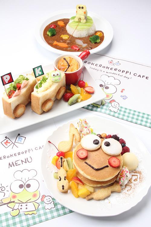 けろけろけろっぴカフェが横浜・京急百貨店に2017年4月20日、初オープン!