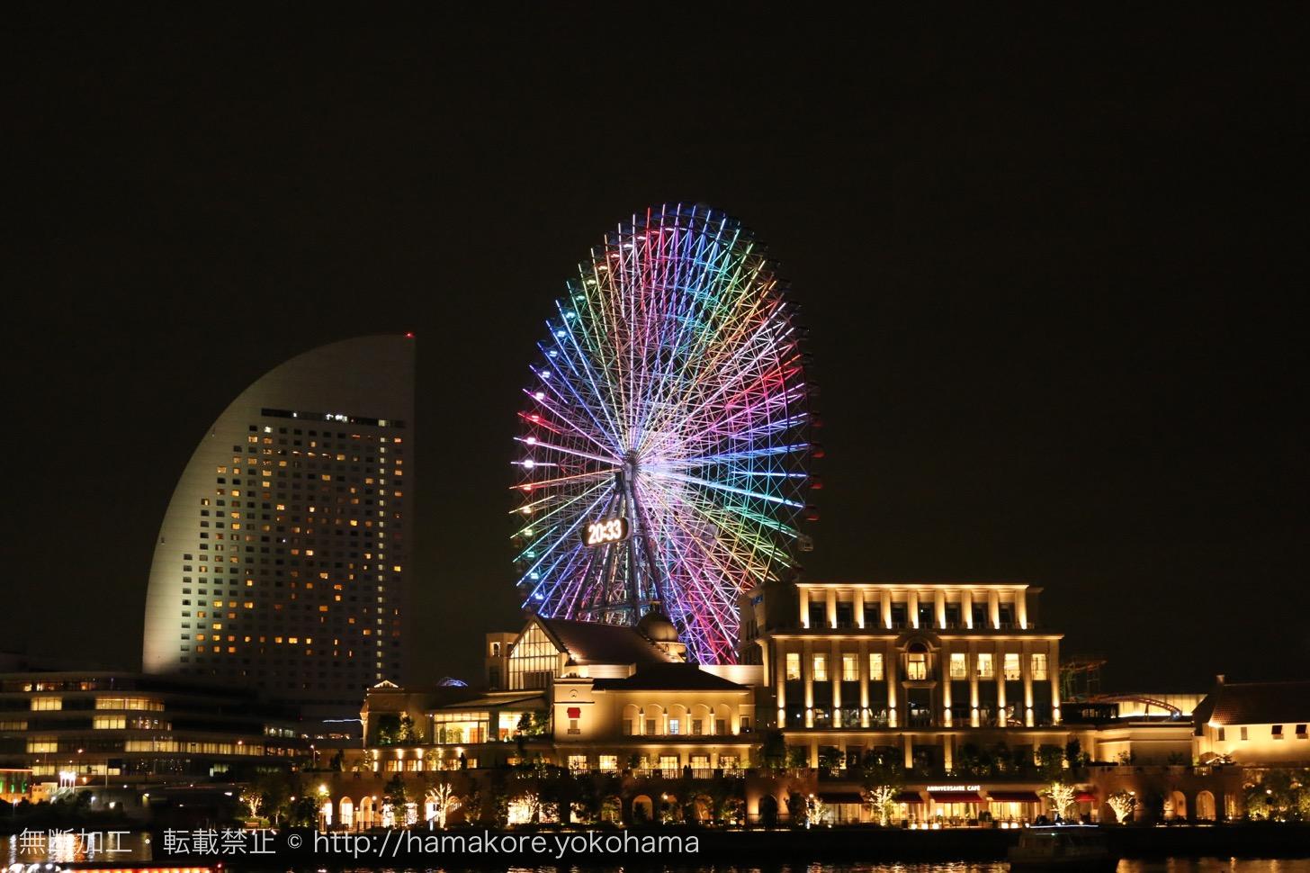 水陸両用バス「スカイダック横浜」が夜景を楽しむ夜間クルーズを開始!