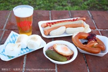 ヨコハマ フリューリングスフェスト 2017が開催中!イベント限定ビールやスイーツを現地でチェックしてきた