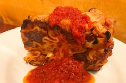 横浜駅「オステリア イル フオッコ」はランチから本格イタリアンが食べられる!焼きパスタも初体験