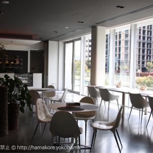 横浜みなとみらい「アウディカフェ」は白を基調としたお洒落カフェ!パスタランチも絶品だった!