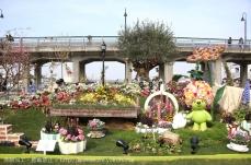 全国都市緑化よこはまフェア 横浜赤レンガ倉庫・山下公園・港の見える丘公園でお散歩フォト!