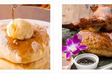 ハワイアンパンケーキ「メレンゲ」が横浜みなとみらいに2017年6月16日オープン!