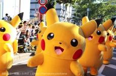 2017年 ピカチュウ大量発生チュウ!が横浜みなとみらいで8月9日より開催!規模拡大でピカチュウ登場