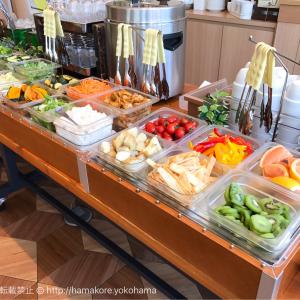 横浜ベイクォーター「キリンシティプラス」の新鮮野菜食べ放題・ビール付きランチは大人女子会におすすめ