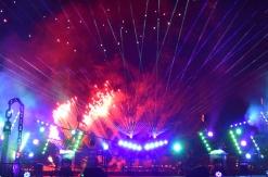 2017年 横浜開港祭の花火「ビームスペクタクル」は6月3日に臨港パークで19時20分より開始!