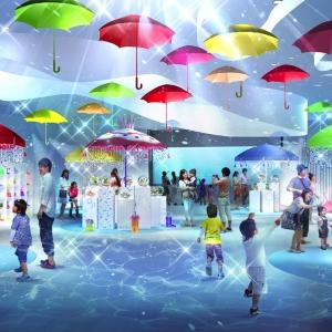 横浜・八景島シーパラダイスをカラフルポップに彩る「イロドリ」が2017年7月9日まで開催中!