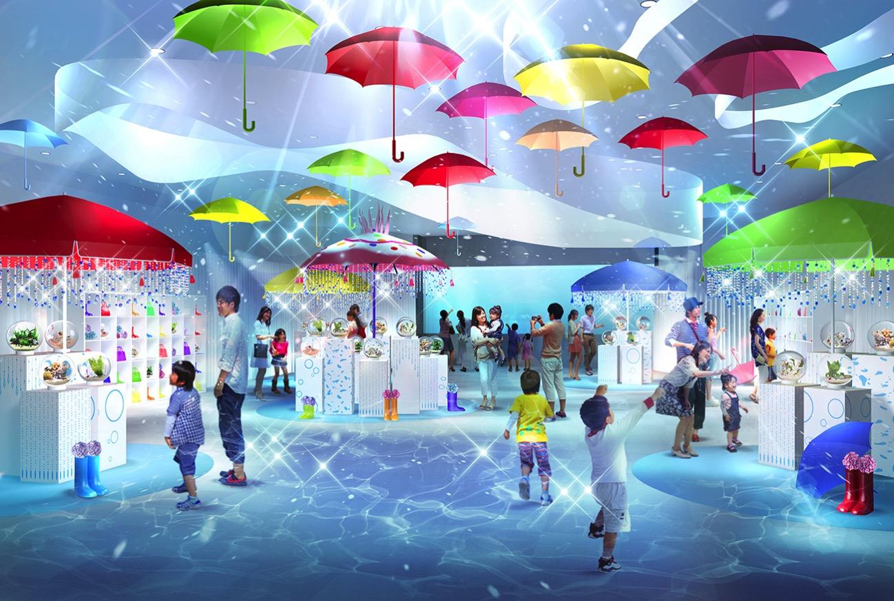 横浜・八景島シーパラダイスをカラフルポップに彩る「イロドリ」が2017年7月9日まで開催中!〜irodori〜