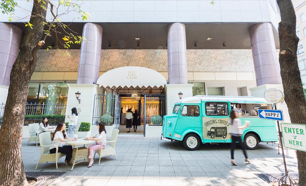 AMAZING COFFEE(アメコ)の2号店が横浜中区に本日オープン!横浜店限定フードも