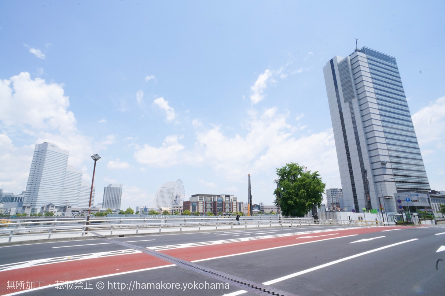 新市庁舎予定地 2017年6月撮影