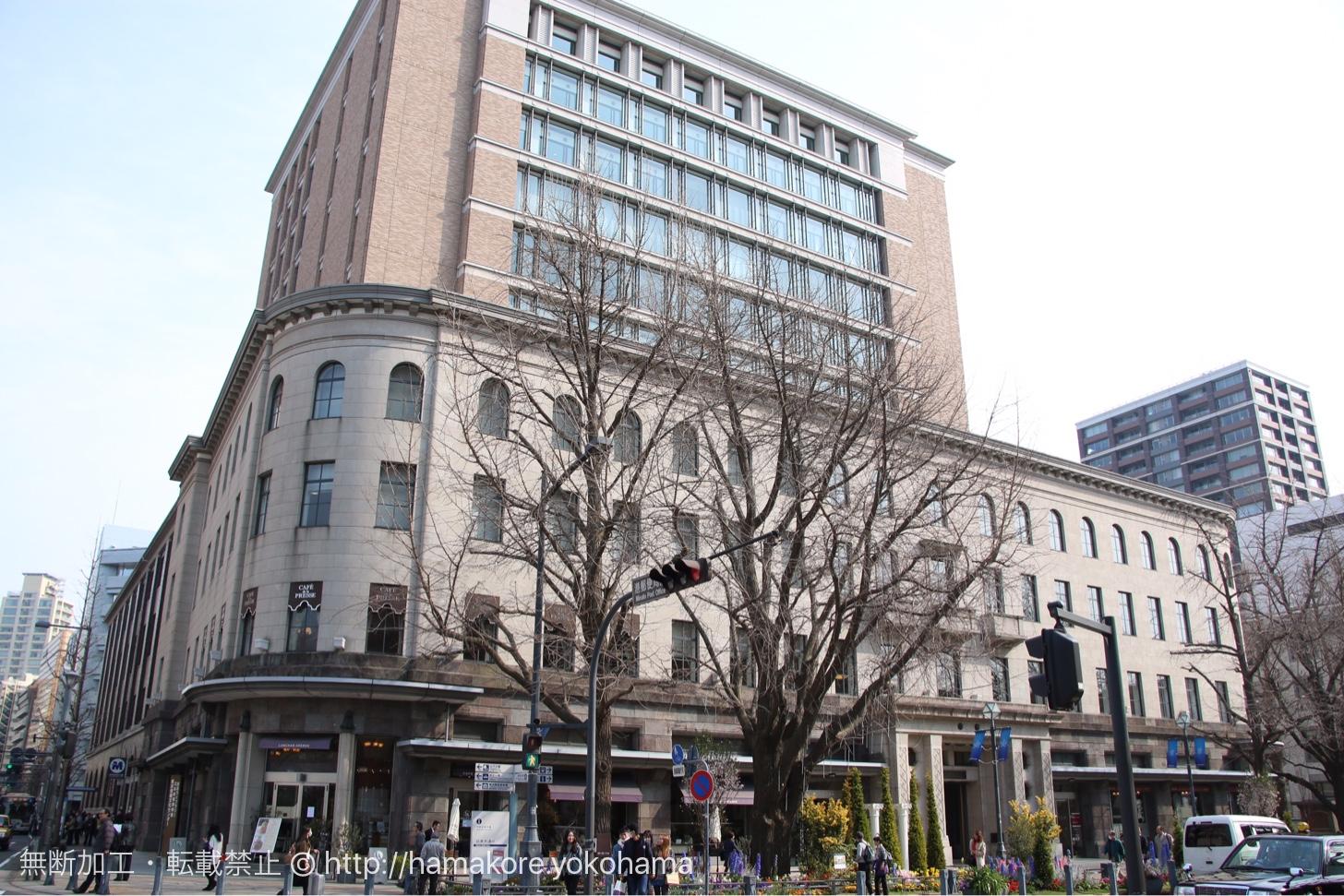 横浜のカフェ「カフェドゥラプレス」は古い街並み観光とセットの利用が良かった!