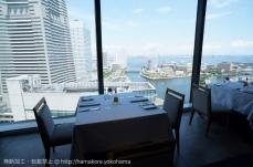 横浜モノリスで横浜一望の絶景ランチ!お祝い・おもてなしにオススメの天空レストラン