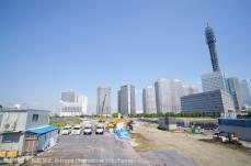 みなとみらい21地区 54街区プロジェクトで賃貸オフィスビルを建設!新高島駅すぐそば