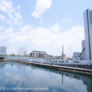 2017年6月 横浜市新市庁舎完成までの様子 [写真掲載]