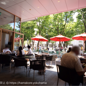横浜「アマルフィイカフェ」は海外気分で過ごせるお洒落カフェ!マークイズみなとみらい