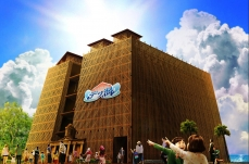 横浜・八景島シーパラダイスに新アトラクション 巨大立体迷路「デッ海」が2017年7月13日オープン!