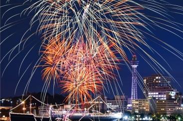 横浜スパークリングトワイライト(花火)が2017年7月15日・16日開催!大さん橋花火観賞席券も発売中