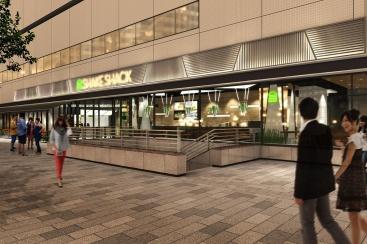 横浜みなとみらいの「シェイク シャック」は5号店として今秋オープン!キハチイタリアンの跡地!?