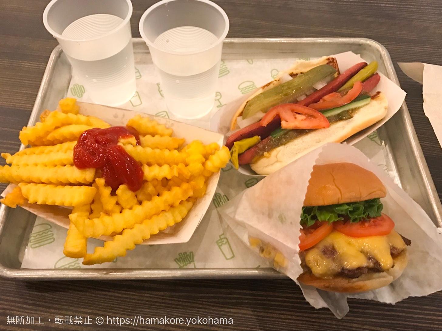 シェイク シャックが横浜みなとみらいに今秋オープン!NY発のハンバーガーレストラン