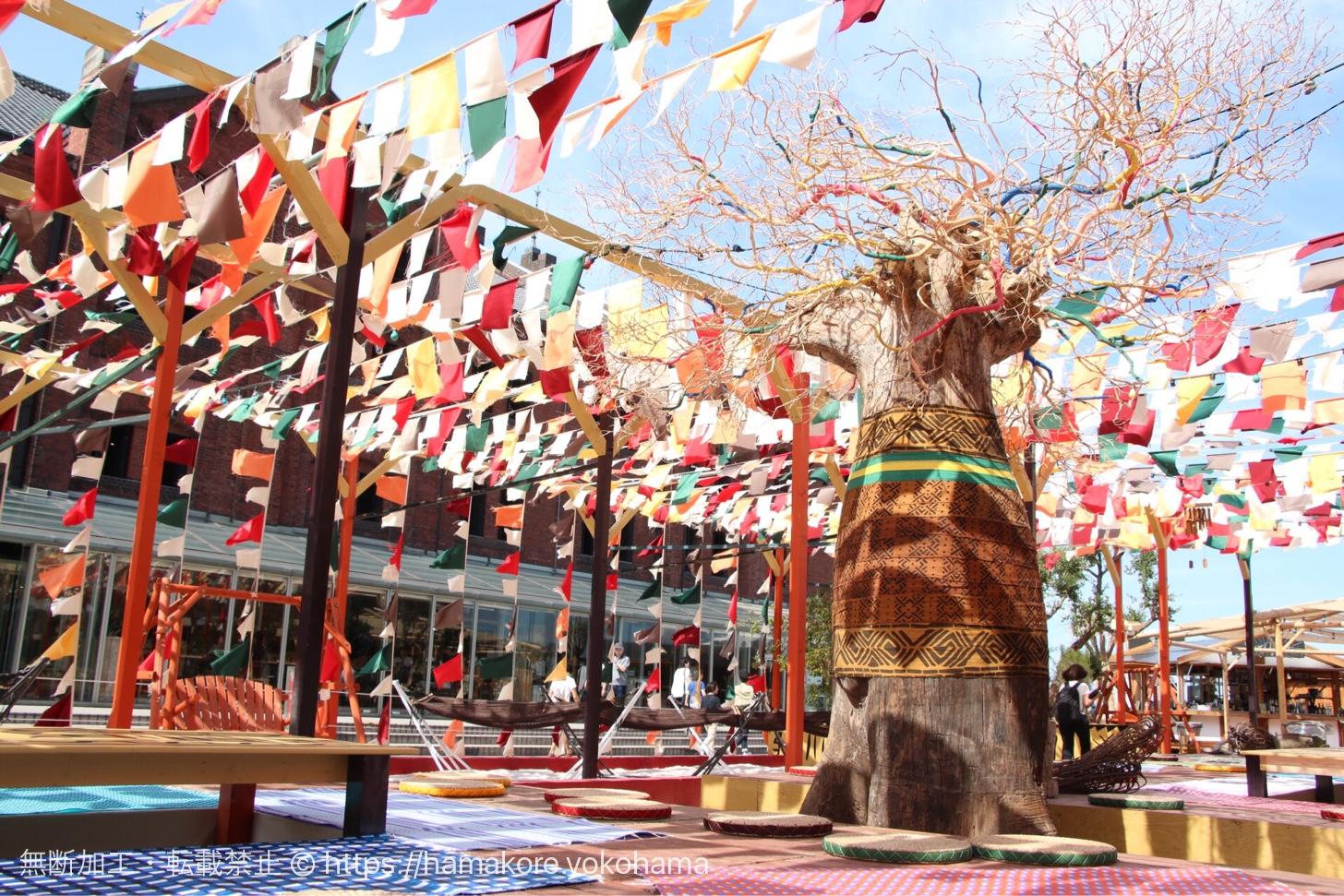 2017年夏「横浜赤レンガ」にアフリカの本格リゾート地が誕生!グルメ「ワニの足」に衝撃…!