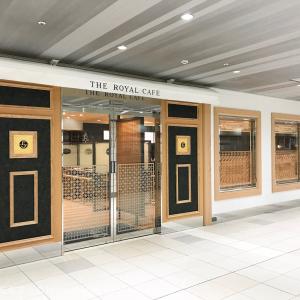 横浜駅「ザ・ロイヤルカフェ横浜」の場所が判明!東横線・みなとみらい線改札上のフロア
