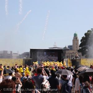 2017年 ピカチュウ大量発生チュウ!ずぶぬれスプラッシュショーが8月9日より横浜赤レンガで開催