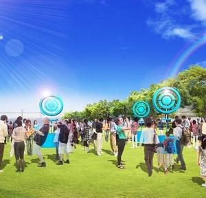 ポケモンGO、国内初の公式イベント「Pokémon GO PARK」が横浜みなとみらいで2017年8月9日より開催!