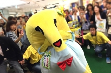 2017年 ふなっしーランドが横浜そごうに3年連続オープン!9月2日はふにゃっしー&ふなごろーが来店