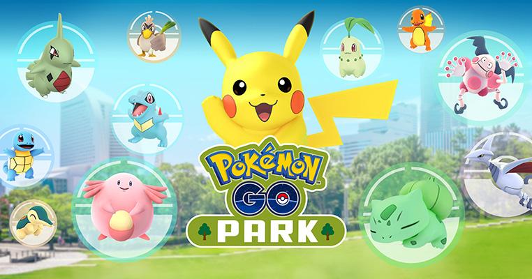 Pokémon GO PARK(横浜みなとみらい)にリアルジム登場!限定ポケモン・バリヤード出現も