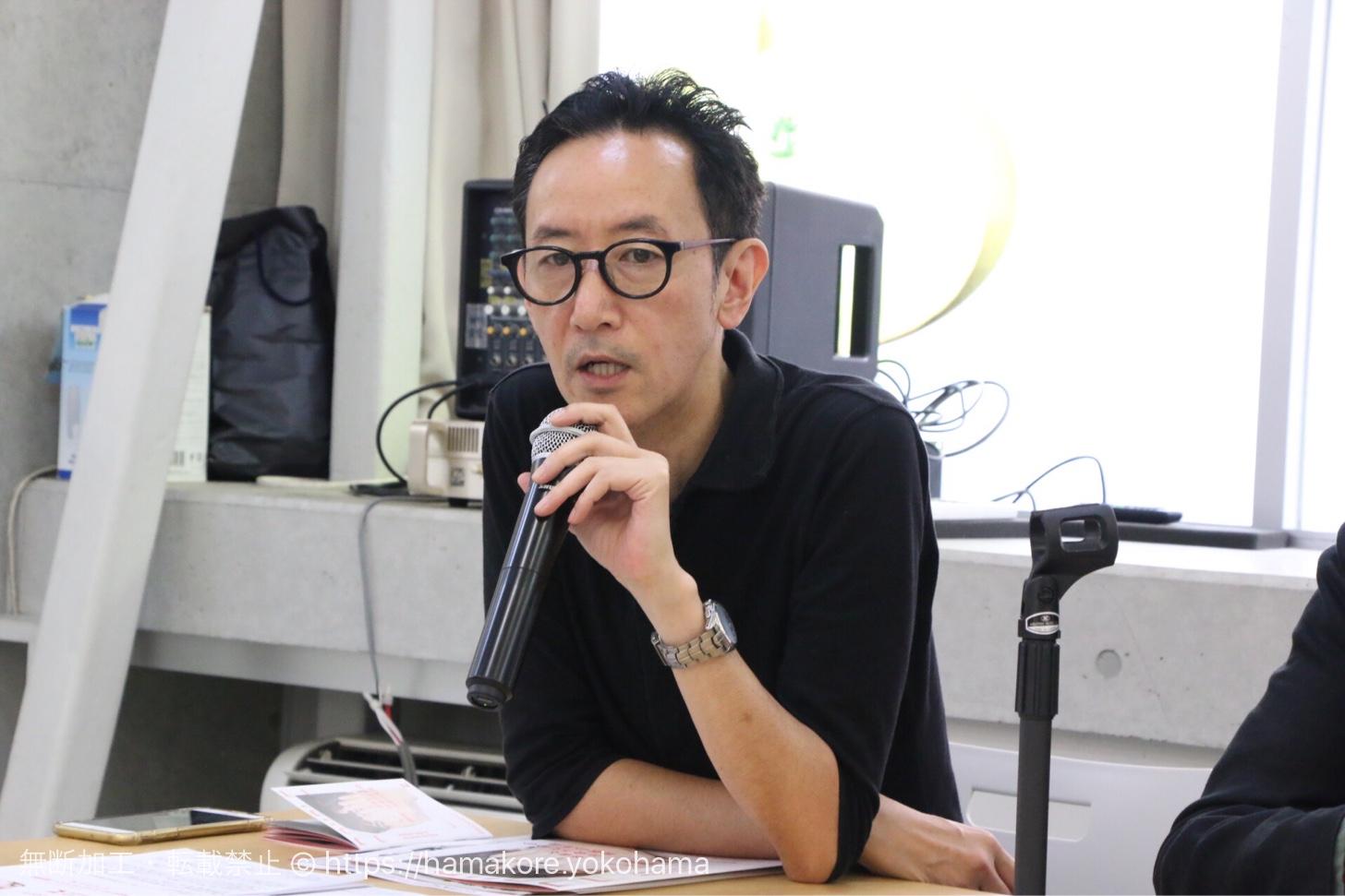 黄金町バザール 2017 ゲスト・キュレーター 窪田研二氏