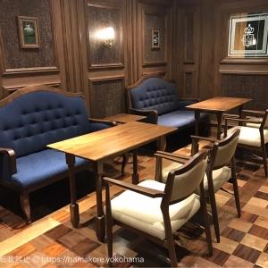 横浜駅「ザ・ロイヤルカフェ横浜」がオープン!高級感ある大人カフェで居心地良かった