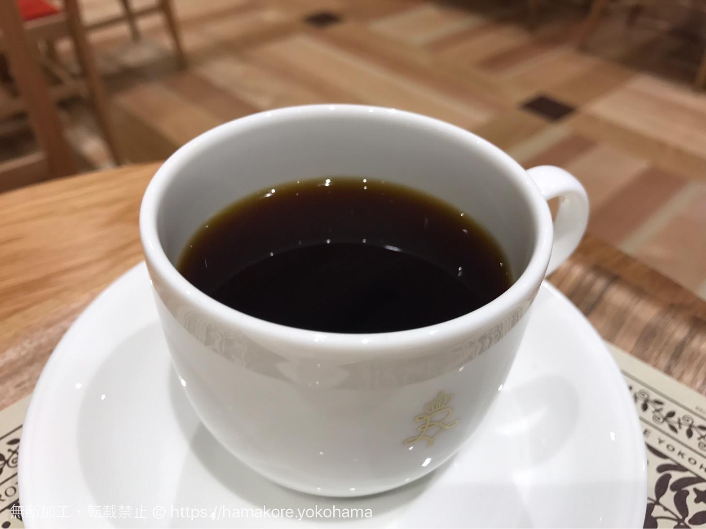 静岡の紅茶とクロワッサン
