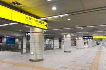 横浜駅「ザ・ロイヤルカフェ横浜」の行き方と場所を画像付きでご紹介!