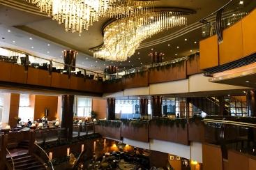 横浜駅直結 ホテルのラウンジカフェ「シーウインド」は優雅で打ち合わせにもおすすめ!