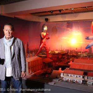 横浜高島屋でウルトラセブン〜モロボシ・ダンの名をかりて〜開催中!巨大ジオラマやショップあり