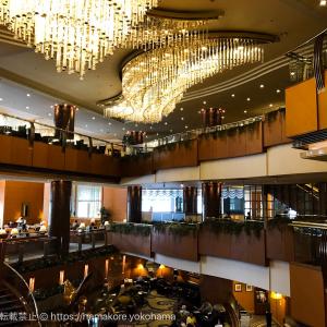 横浜駅直結 ホテルのラウンジカフェ「シーウインド」は優雅に過ごせる!打ち合わせにもおすすめ