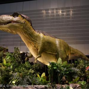 動く恐竜が大集結!ヨコハマ恐竜展 2017は特に面白い内容が充実して楽しめた