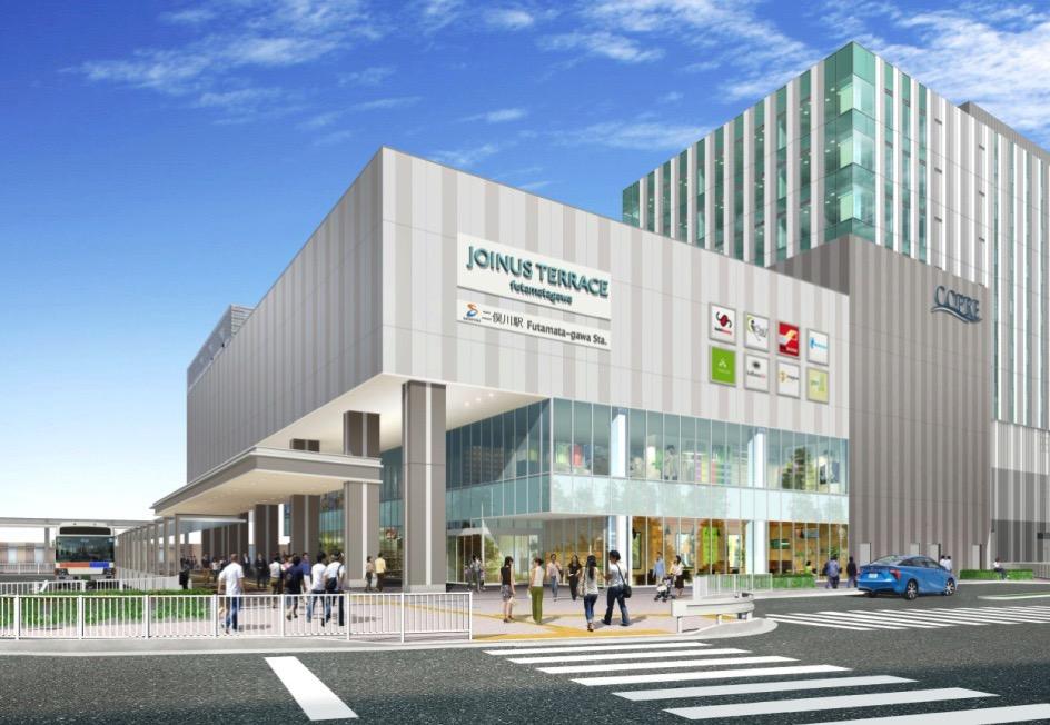 新施設「ジョイナステラス 二俣川」が2018年4月にオープン!ジョイナス、横浜駅だけではなくなる