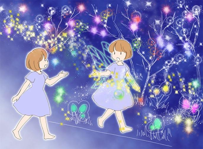 夢の世界へ