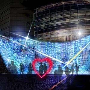 横浜みなとみらい 180度広がる「ドックヤードガーデン イルミネーション」を2017年11月7日より開催!