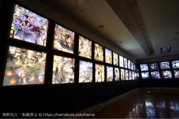 えんとつ町のプペル展 in みなとみらいで絵本の世界に浸る!圧巻の作品に感動