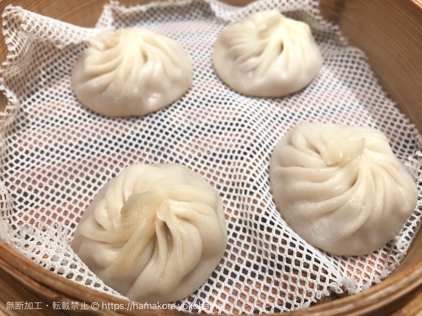 横浜高島屋「鼎泰豐(ディンタイフォン)」の小籠包はもちろん担々麺が超本格的で単品でも攻めたい!