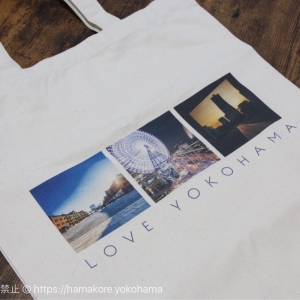 横浜高島屋で「LOVE tote」が開催中!横浜デザインのトートバッグが可愛い